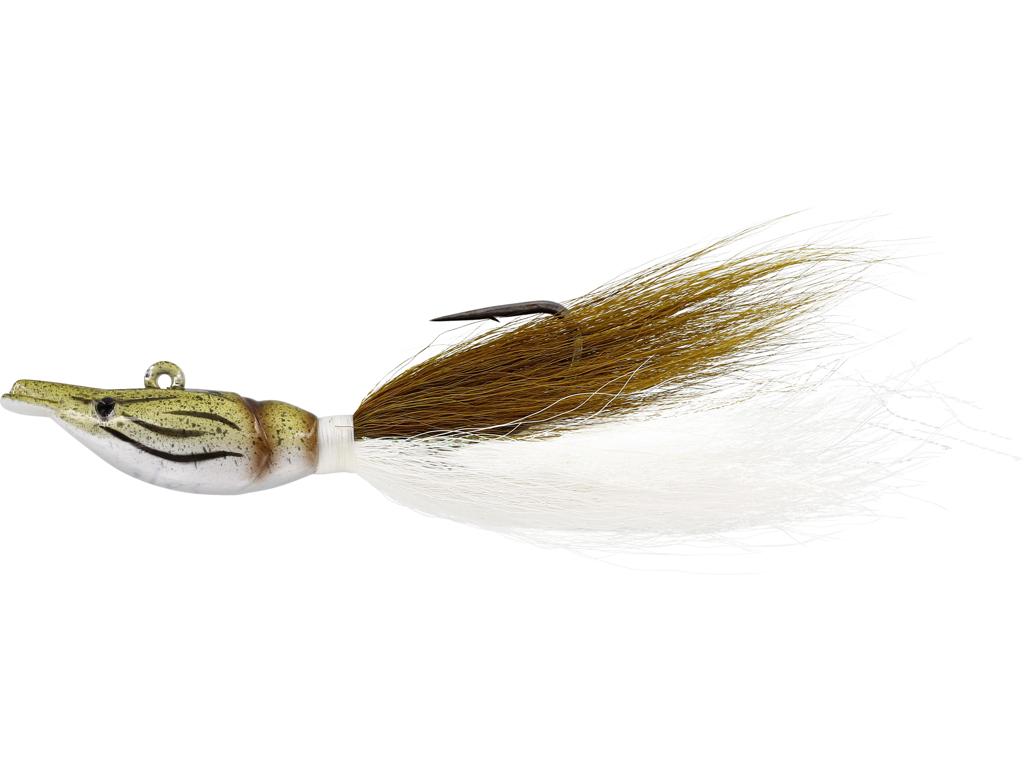 Bucktail Shrimp Jig