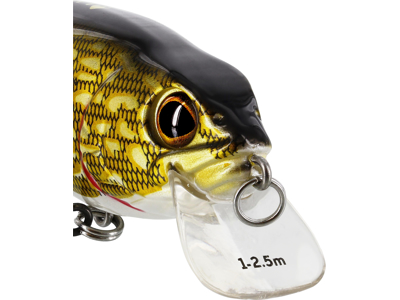 RawBite Crankbait 15cm 61g Low Floating