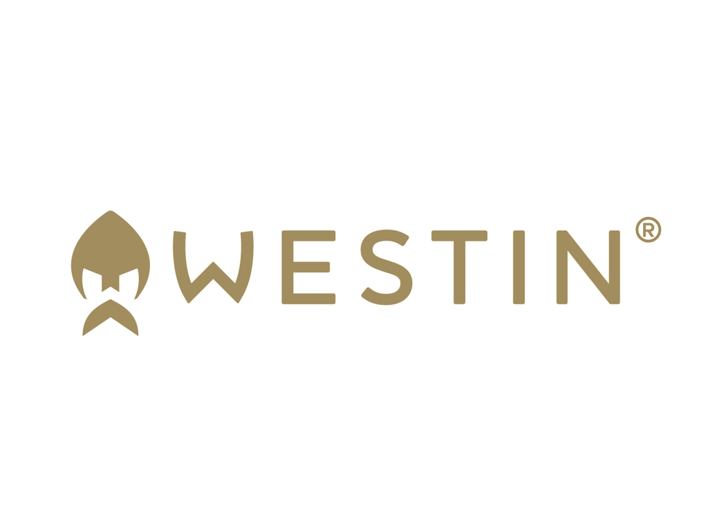 Westin Boat/Car Sticker 20x4cm