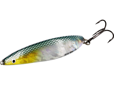 Great Heron 13g Steel Sardine  5,5cm