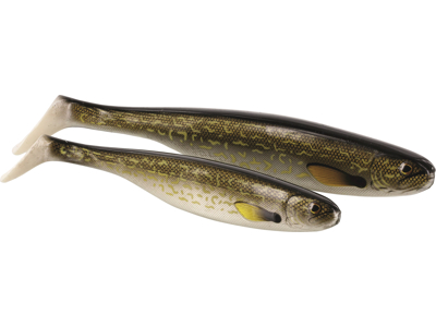 ShadTeez Slim 27cm 117g Crystal Perch 1pc