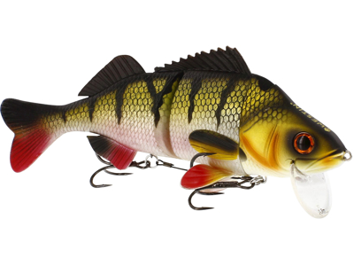 Percy the Perch Hybrid 20cm 100g Low Floating