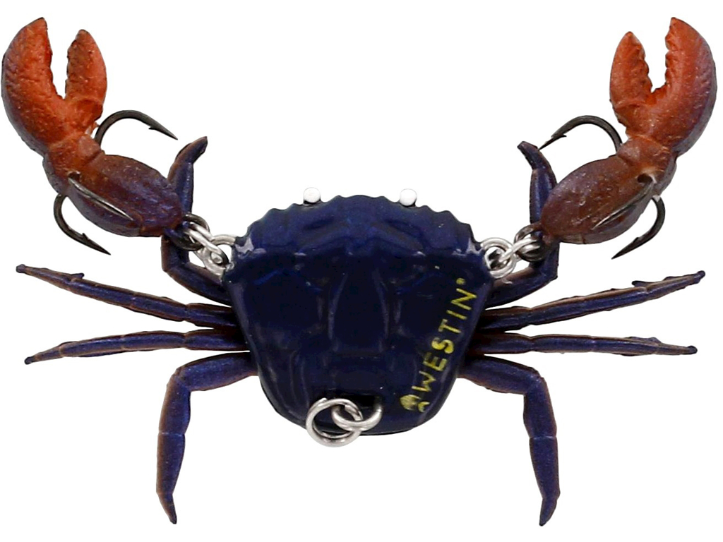 Coco the Crab Hardlure 2cm 6g Sinking Disco Crab