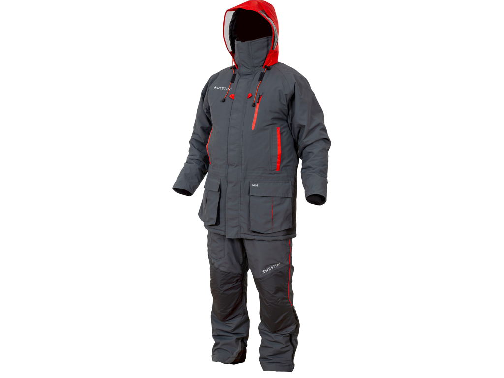 W4 Winter Suit Extreme L Steel Grey