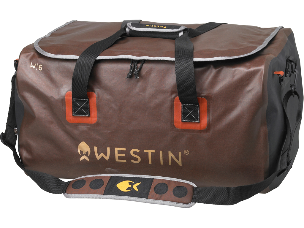 W6 Boat Lurebag Grizzly Brown/Black Large