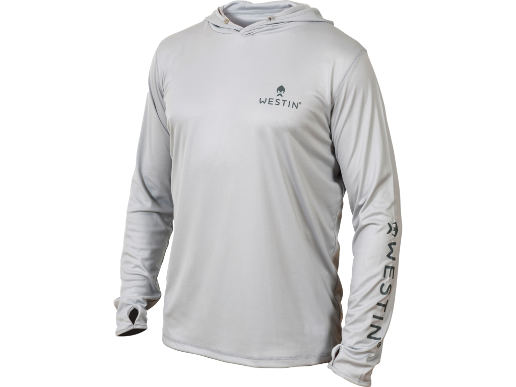 Pro Guide UPF Long Sleeve S GT Grey