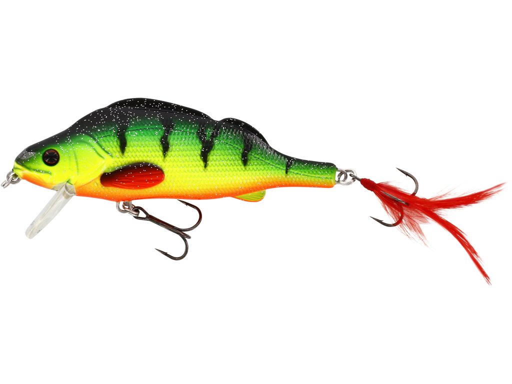 Percy the Perch Crankbait