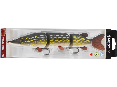 Mike the Pike Swimbait 22cm 80g Sinking