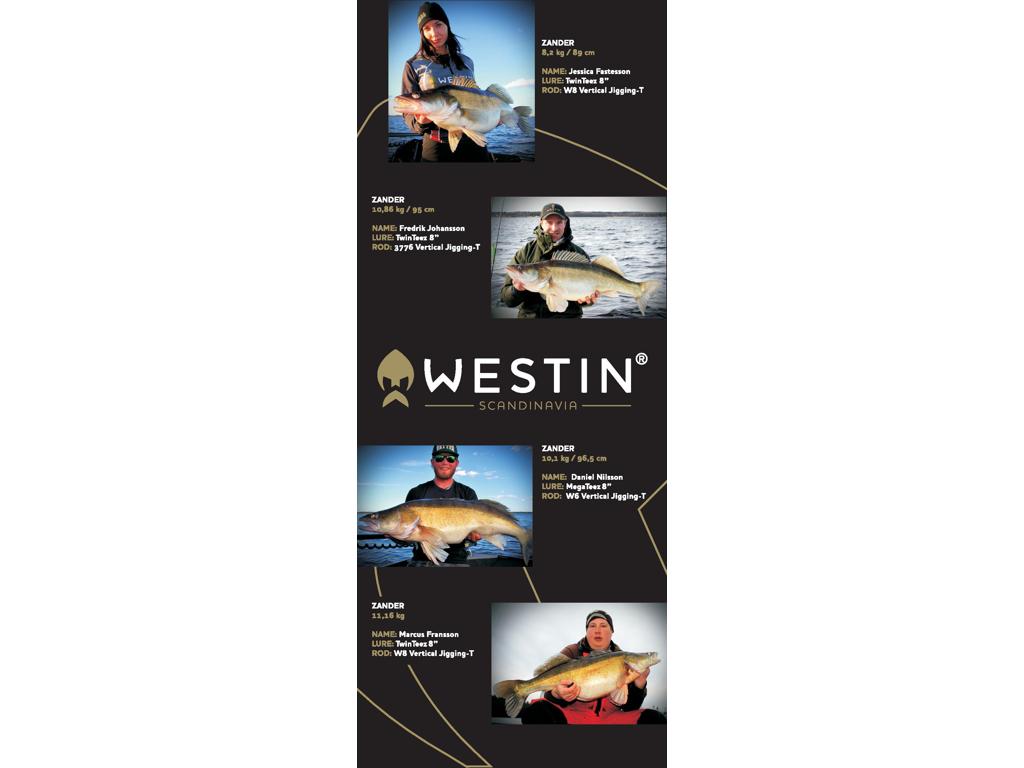 Westin Roll-Up Zander 209x83cm