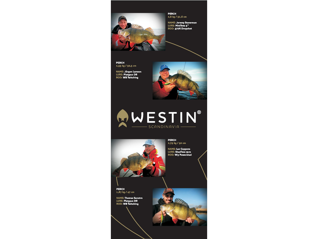 Westin Roll-Up Perch 209x83cm