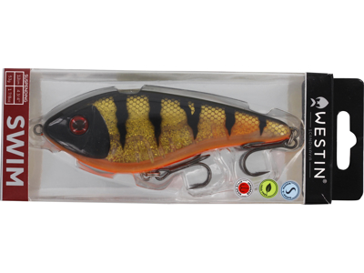 Swim Glidebait 15cm 107g Suspending Real Perch
