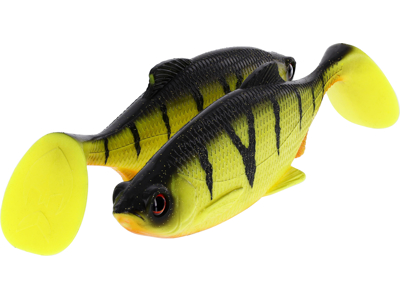 Ricky the Roach Shadtail 14cm 42g Pink Headlight