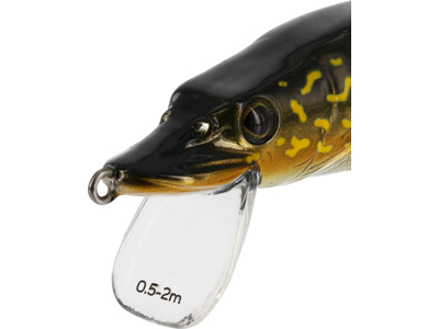 Mike the Pike Crankbait 14cm 30g Floating