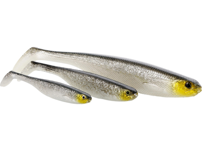 ShadTeez Slim 10cm 6g Official Roach 3pcs