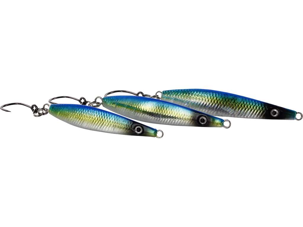 Salty Jig 10g Yellow Ayu 5cm