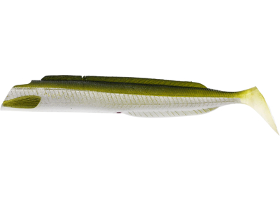 Sandy Andy Jig 62g Spare Body Clear Sky