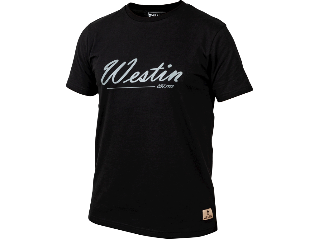 Old School T-Shirt M Black