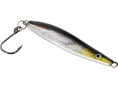 Salty Jig 22g 7cm Black Headlight