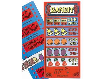 SPIL BANDIT BT2 NO.33