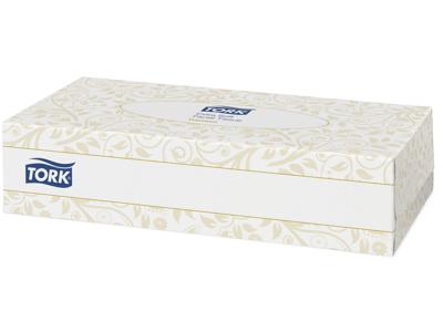Ansigtsserviet Tork hvid 140280 30 pakker