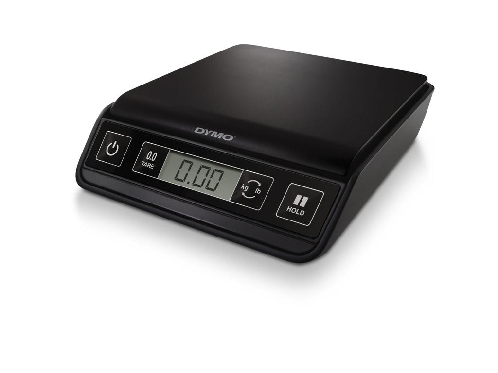 Brevvægt Dymo M1 1 kg. 1 gr. interval