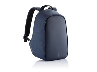 Bobby Hero Small - tyverisikker rygsæk, marine blå