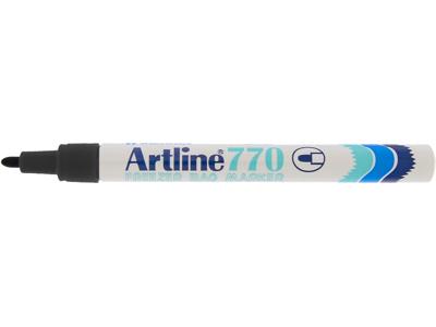 Artline frysemarker 770 sort