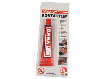 Kontaktlim Dana tube 40ml.