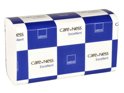 Håndklædeark Care-Ness 2-lags 4000 stk