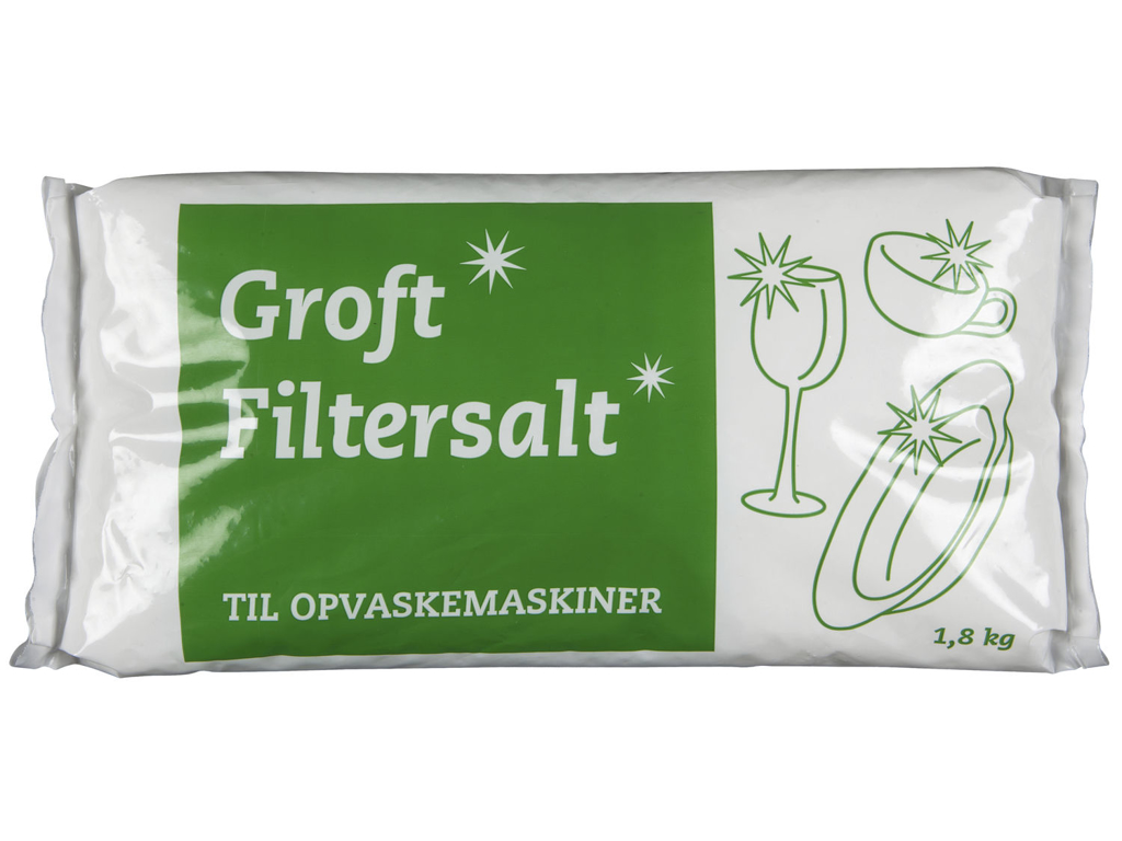 Filter salt groft 1,8 kg