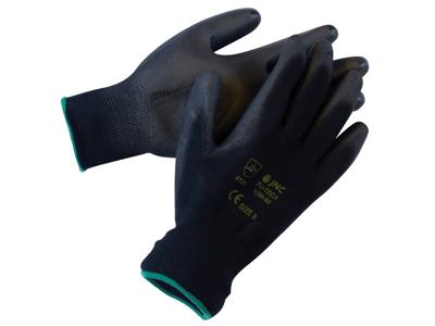HANDSKE KEEP-SAFE PU-DYP STR10