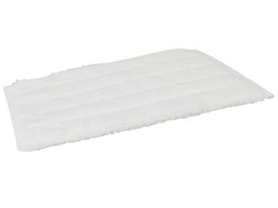 Moppe mikrofiber hvid til 250 mm fremfører