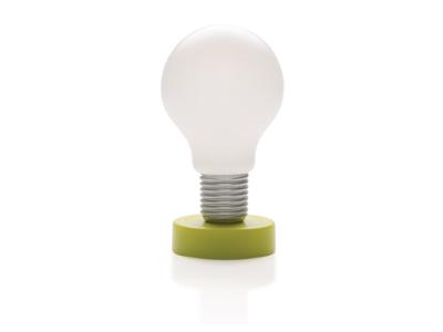 Lampe, grøn