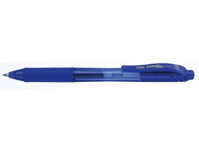 Rollerpen Pentel EnerGelX BL107 blå 0,7 mm