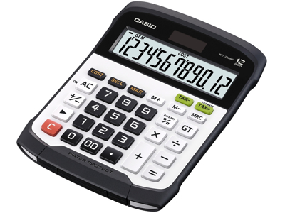 Mapperegner Casio WD-320MT