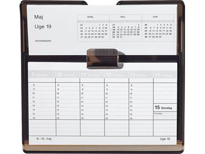 Flip-A-Week bordkalender, REFILL, FSC Mix 20136000