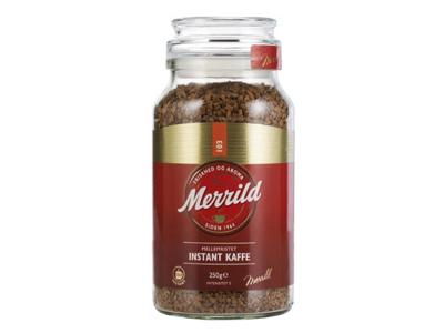 Kaffe Merrild instant 250 gram