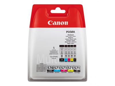CANON PGI-570 PGBK/C/M/Y/BK