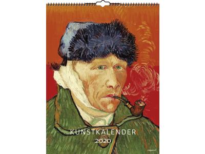 Vægkalender, Kunst, FSC Mix 20066150