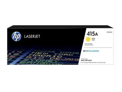 HP 415A lasertoner W2032A Yellow