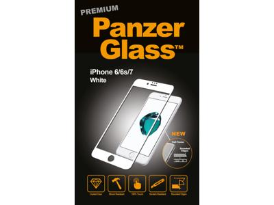 PanzerGlass iPhone 6/6s/7/8 Hvid