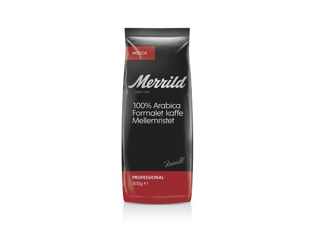 Kaffe Merrild Mocca 500 gram
