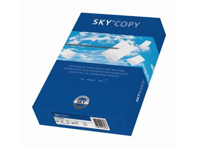 Kopipapir A4 80 gr. SKY COPY 500 ark min. 1 palle