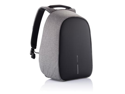 Bobby Hero Regular - tyverisikker rygsæk, grå