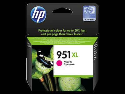 HP 951XL BLÆKPATRON MAGENTA