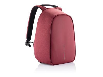Bobby Hero Regular - tyverisikker rygsæk, kirsebærrød