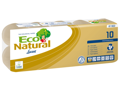 Toiletpapir Lucart T3 Natural