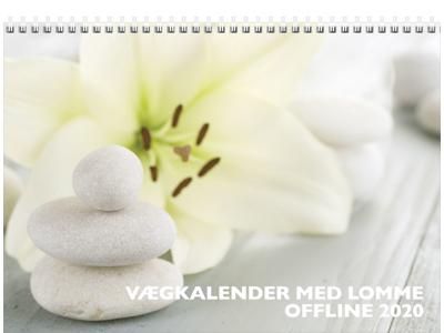 Vægkalender, Offline, FSC Mix 20066540