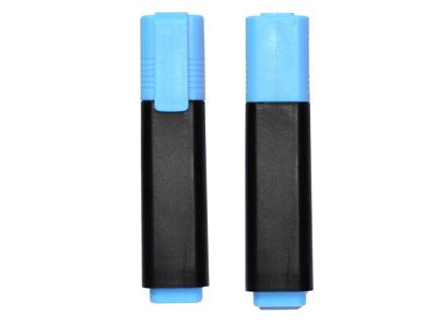 Tekstmarker Q-Line blå