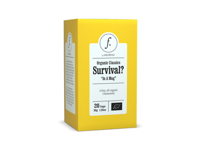 Te Fredsted Pureness Survival 20 breve